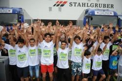 Momentaufnahmen des 8. Firmenlaufs im Landkreis Amberg-Sulzbach am 13.07. in Sulzbach-Rosenberg.